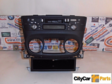 NISSAN ALMERA MODELS 2000-07 RADIO CASSETTE PLAYER UNIT 28185 BN305 WITH CODE
